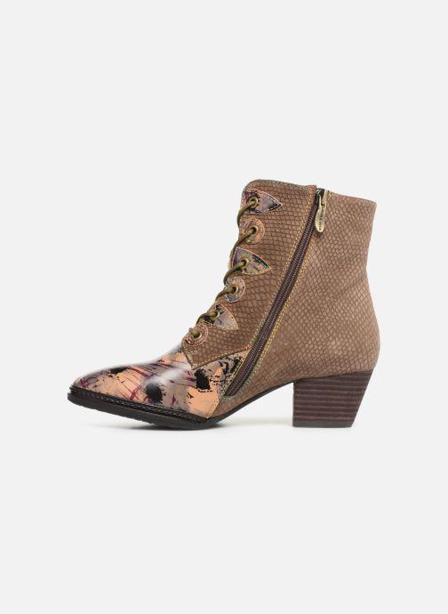 Bottines et boots Laura Vita CLARA 11 Marron vue face