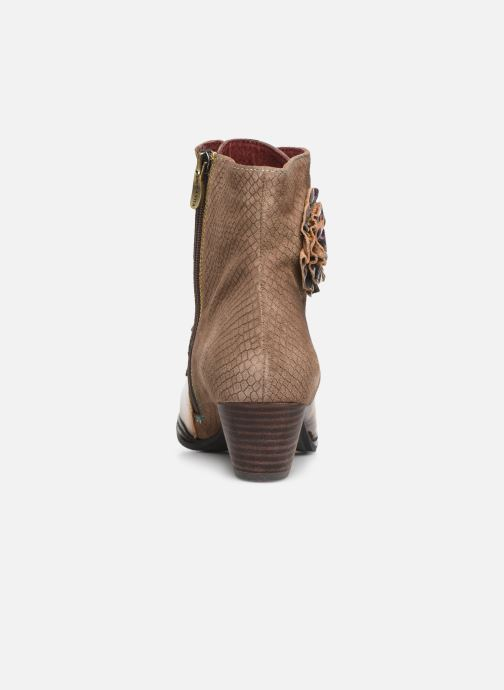 Bottines et boots Laura Vita CLARA 11 Marron vue droite