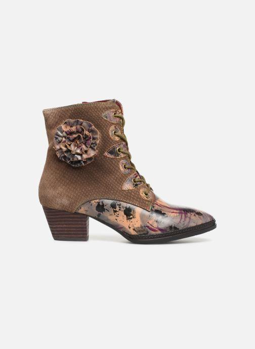 Bottines et boots Laura Vita CLARA 11 Marron vue derrière