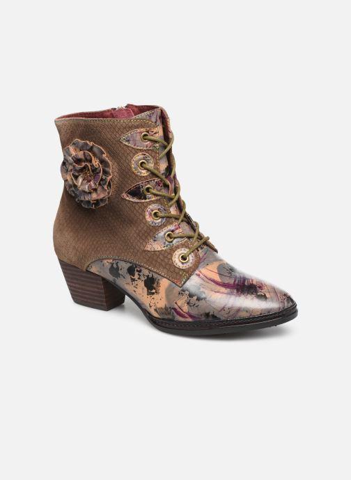 Bottines et boots Laura Vita CLARA 11 Marron vue détail/paire