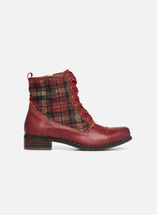 Bottines et boots Laura Vita COLOMBE 16 Rouge vue derrière