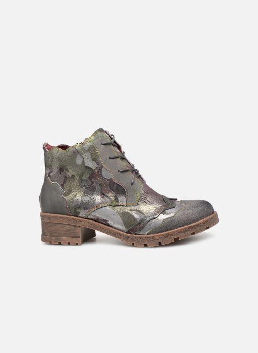 Boots en enkellaarsjes Laura Vita CORAIL 068 Groen achterkant
