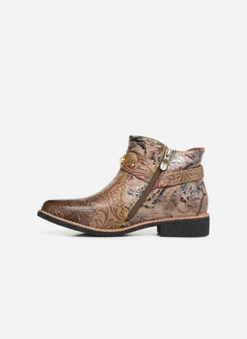Vita Coralie Boots Et Laura Taupe Bottines 048 0wPkn8O