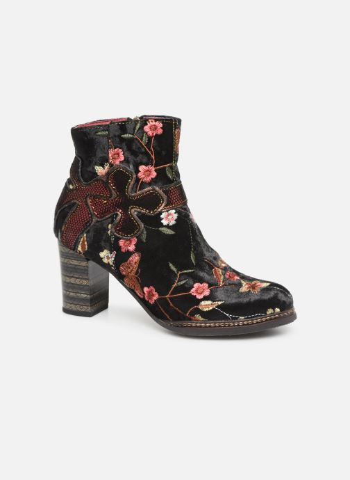 Ankle boots Laura Vita ELEA 048 Black detailed view/ Pair view
