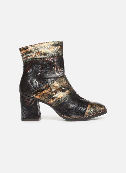 Ankle boots Laura Vita ELIANE 02 Bronze and Gold back view
