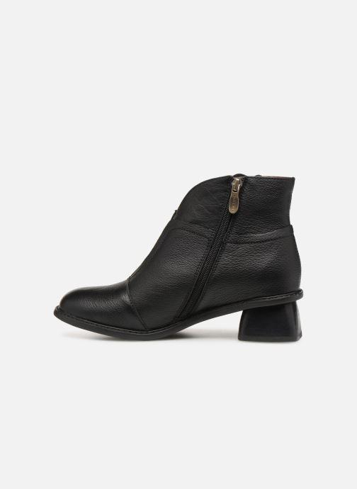 Ankle boots Laura Vita ELLEN 01 Black front view