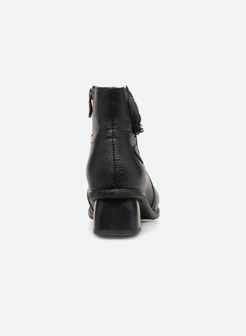 Ankle boots Laura Vita ELLEN 01 Black view from the right