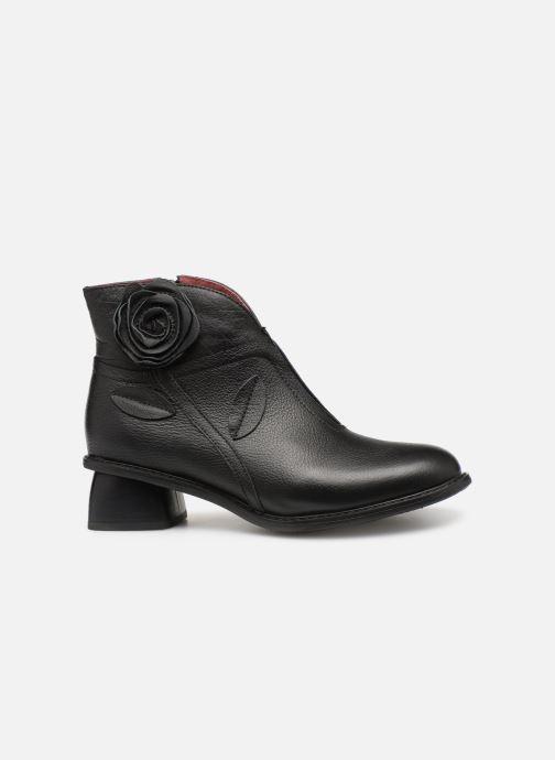 Ankle boots Laura Vita ELLEN 01 Black back view