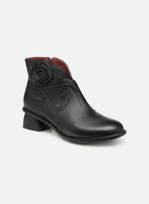 Ankle boots Laura Vita ELLEN 01 Black detailed view/ Pair view