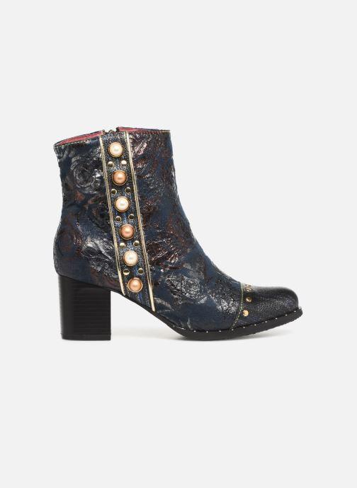 Bottines et boots Laura Vita EMILIE 03 Bleu vue derrière