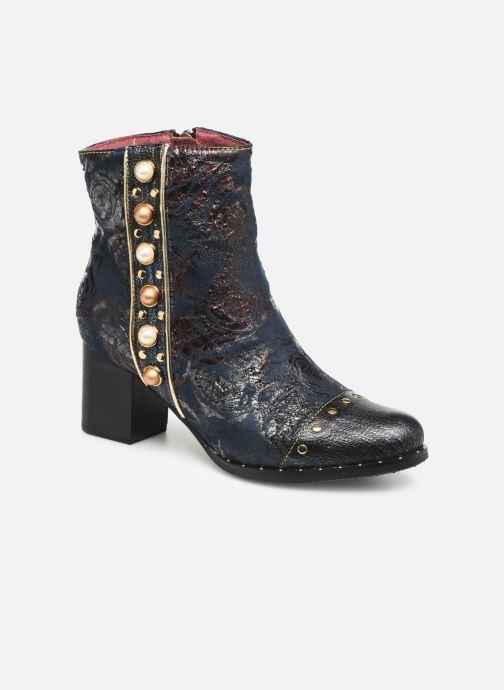 Bottines et boots Laura Vita EMILIE 03 Bleu vue détail/paire