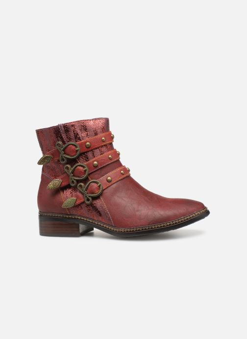 Ankle boots Laura Vita ERWIN 03 Red back view