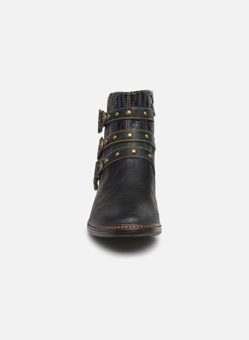 Bottines et boots Laura Vita ERWIN 03 Noir vue portées chaussures