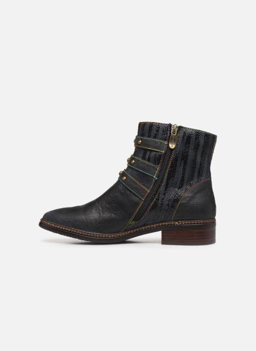 Bottines et boots Laura Vita ERWIN 03 Noir vue face