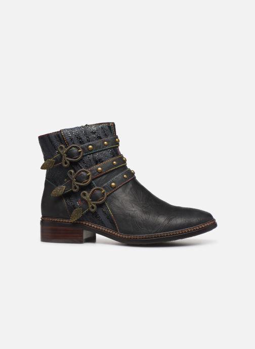 Bottines et boots Laura Vita ERWIN 03 Noir vue derrière