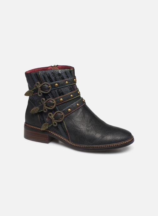 Bottines et boots Laura Vita ERWIN 03 Noir vue détail/paire