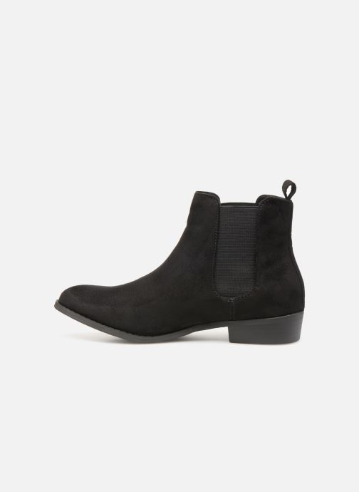 Ankle boots Bianco 26-50102 Black front view
