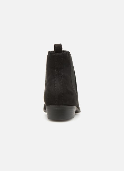 Boots en enkellaarsjes Bianco 26-50102 Zwart rechts