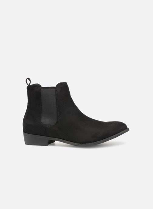 Ankle boots Bianco 26-50102 Black back view