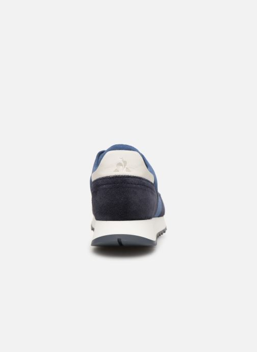 Trainers Le Coq Sportif Challenger Blue view from the right