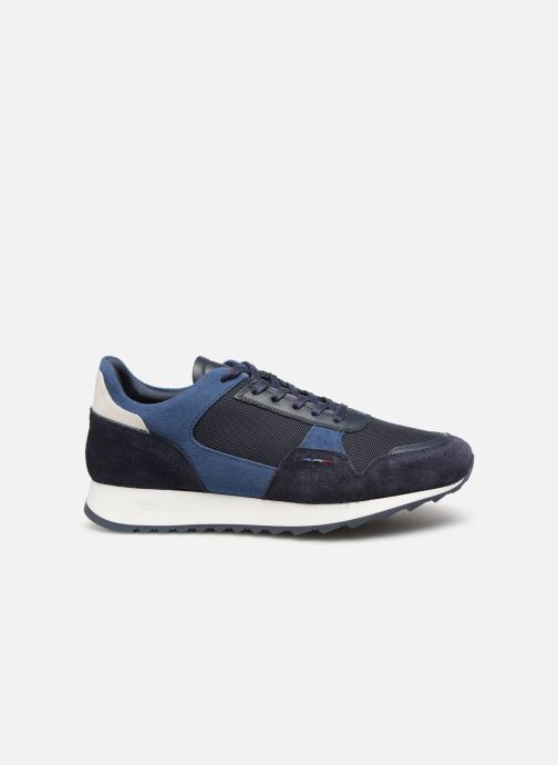 Trainers Le Coq Sportif Challenger Blue back view
