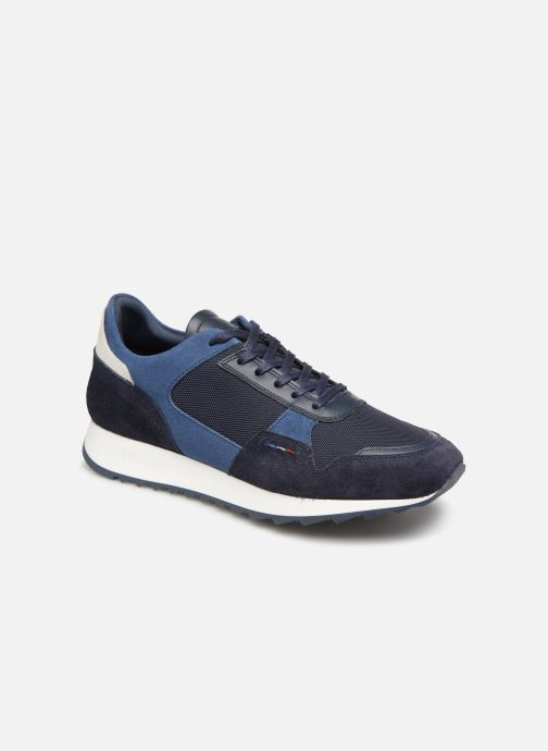 Trainers Le Coq Sportif Challenger Blue detailed view/ Pair view