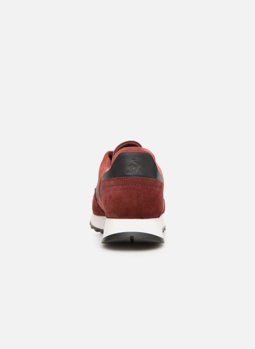 Sneakers Le Coq Sportif Challenger Rosso immagine destra