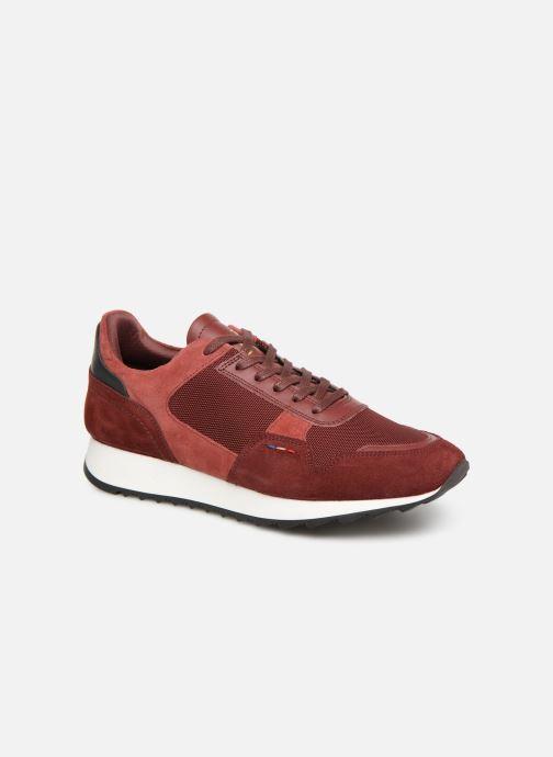 Sneaker Le Coq Sportif Challenger rot detaillierte ansicht/modell