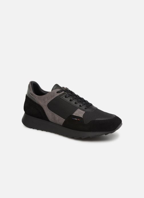 Trainers Le Coq Sportif Challenger Black detailed view/ Pair view