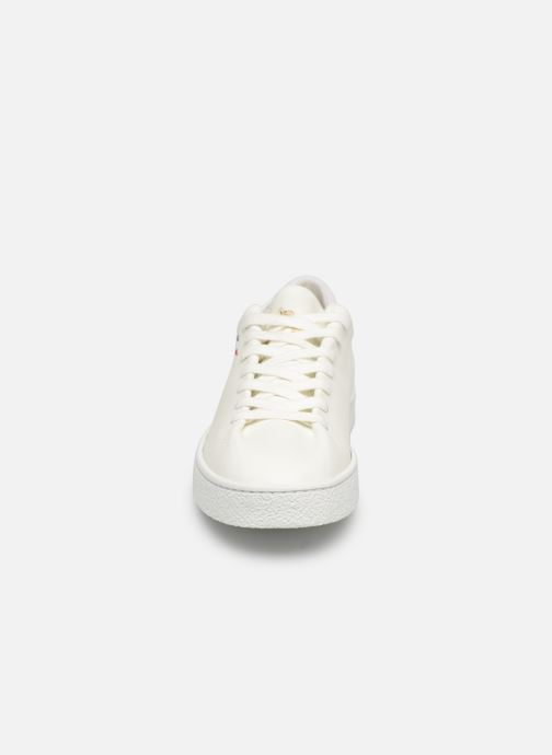 Trainers Le Coq Sportif Ace White model view