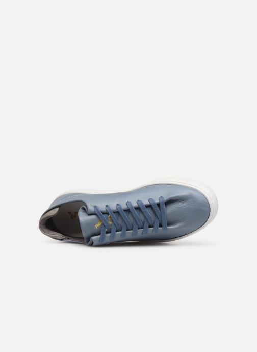 Trainers Le Coq Sportif Ace Blue view from the left