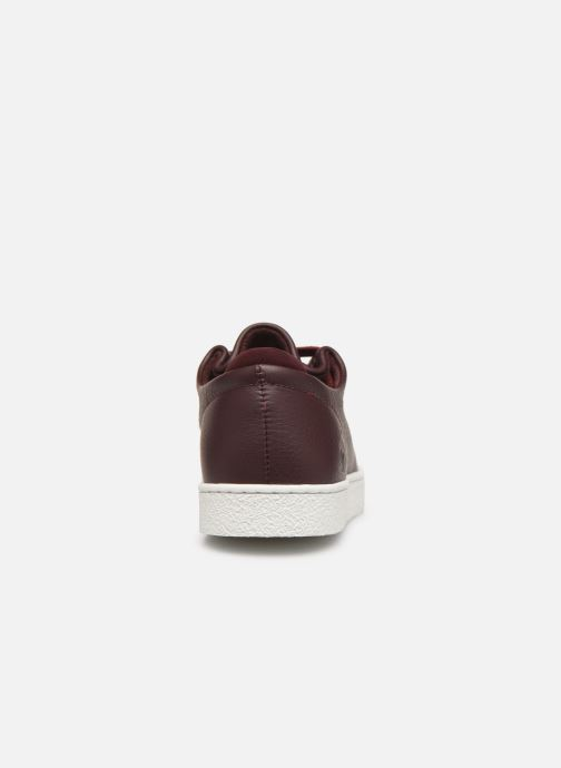 Trainers Le Coq Sportif Ace Burgundy view from the right