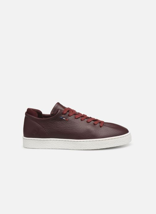 Trainers Le Coq Sportif Ace Burgundy back view