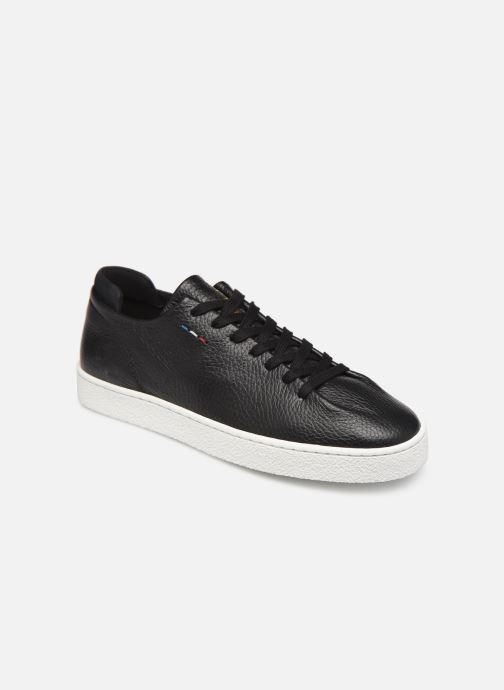 Trainers Le Coq Sportif Ace Black detailed view/ Pair view