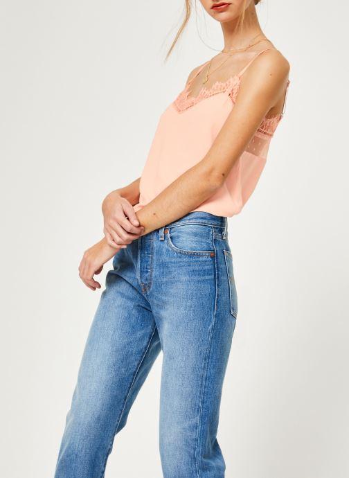 Vêtements I.Code QN11004 Rose vue droite