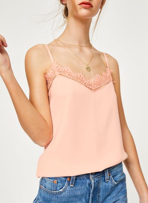 Vêtements I.Code QN11004 Rose vue détail/paire