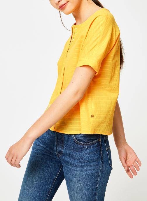 Vêtements I.Code QN11044 Jaune vue détail/paire