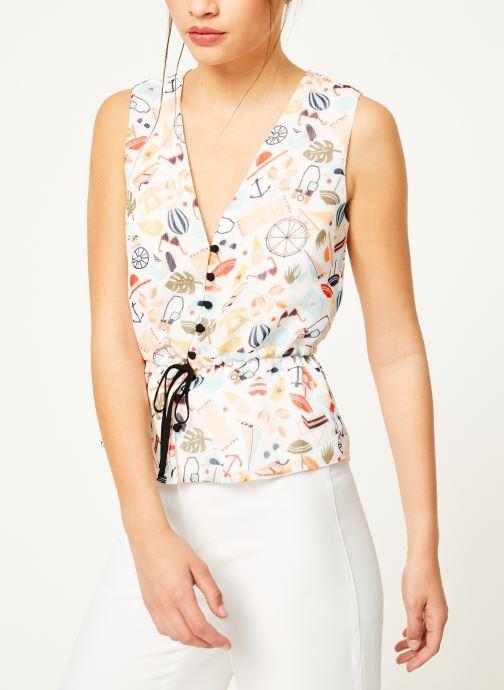 Vêtements I.Code QN11284 Multicolore vue droite