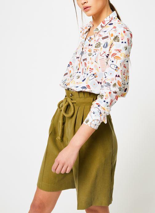 Vêtements I.Code QN12104 Multicolore vue droite