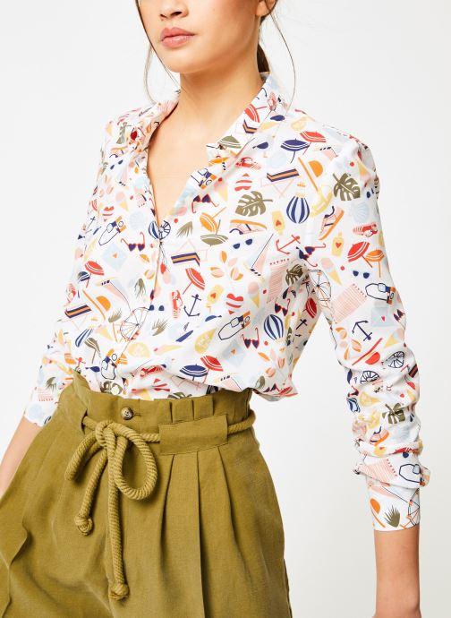 Vêtements I.Code QN12104 Multicolore vue détail/paire