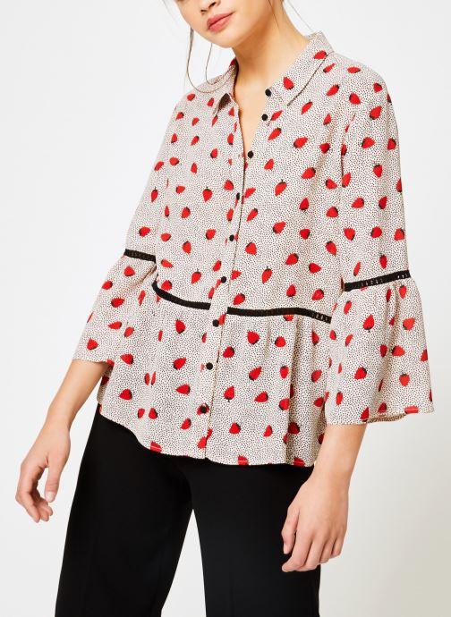 Vêtements I.Code QN12144 Multicolore vue droite