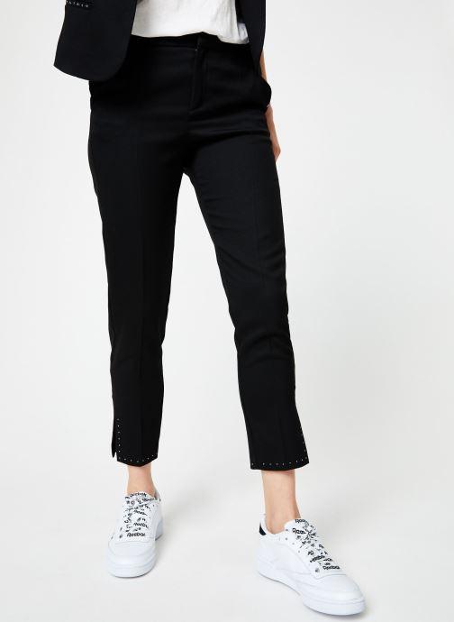 Vêtements I.Code QN22004 Noir vue détail/paire