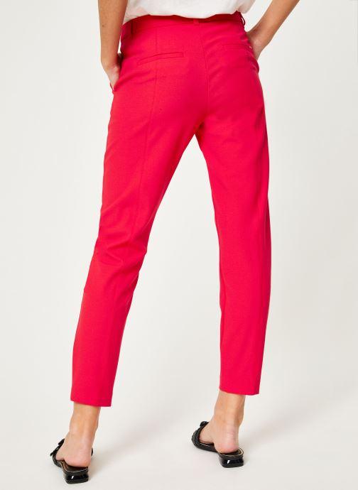 Vêtements I.Code QN22014 Rouge vue portées chaussures