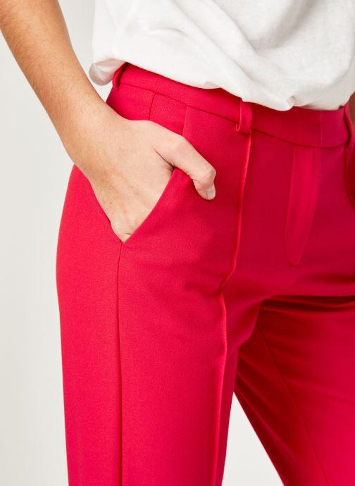Vêtements I.Code QN22014 Rouge vue face