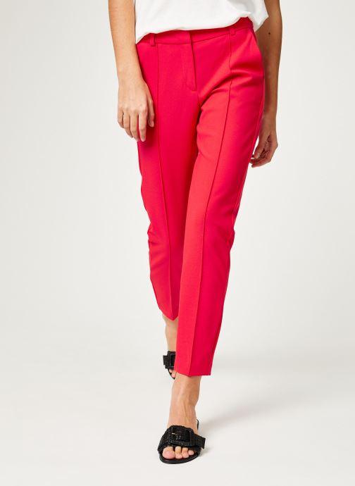 Vêtements I.Code QN22014 Rouge vue détail/paire