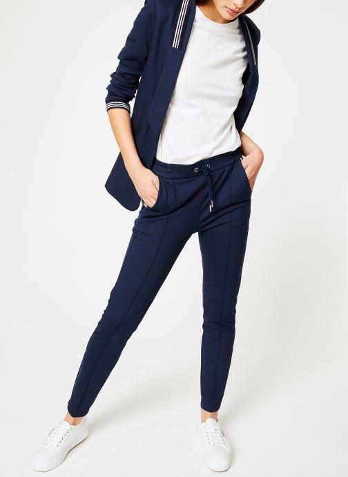 Vêtements I.Code QN22034 Bleu vue bas / vue portée sac