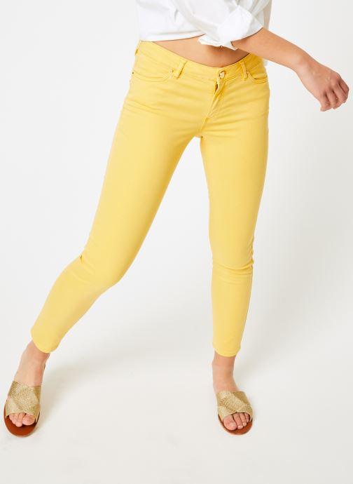 Vêtements I.Code QN22054 Jaune vue détail/paire