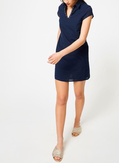 Vêtements I.Code QN30054 Bleu vue bas / vue portée sac