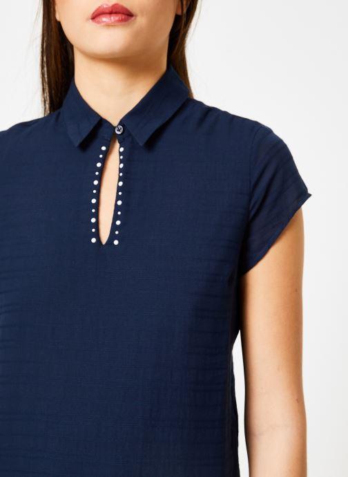 Vêtements I.Code QN30054 Bleu vue face