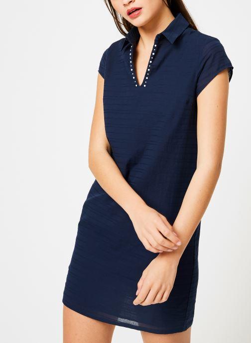 Vêtements I.Code QN30054 Bleu vue droite